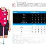 carbon-flex-racing-swimsuits-woman-size-guide