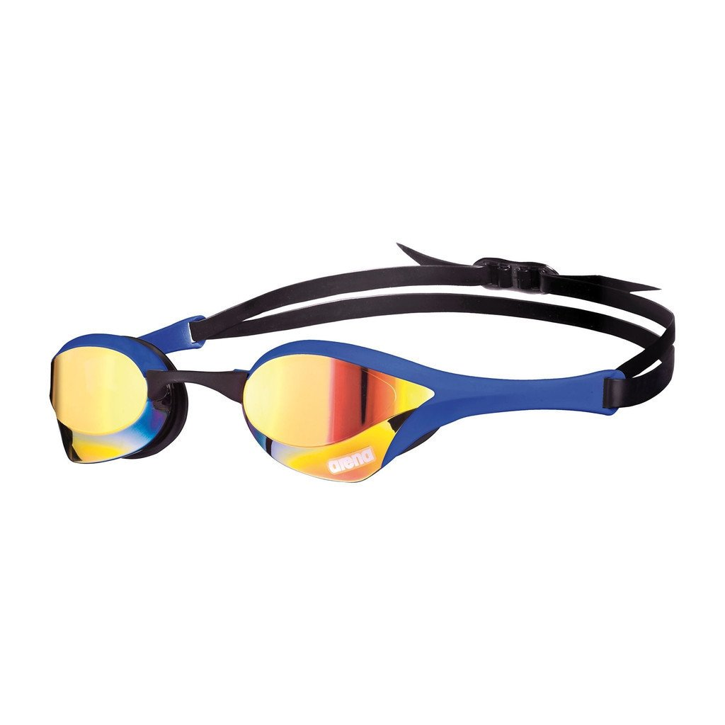 85aa9d992 Arena Cobra Ultra Mirror svømmebriller - Blå